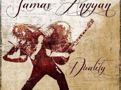 Duality - gitáros-hegedűs szólóalbummal jelentkezett Ángyán Tamás