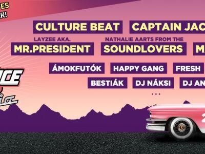 Total Dance Festival Cabrio
