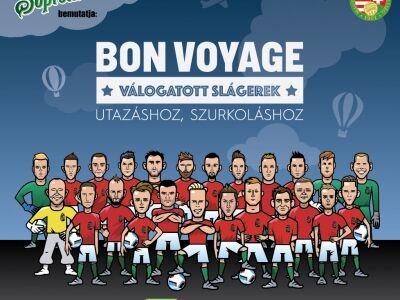 Bon Voyage – a Parkban búcsúztatják a magyar labdarúgó-válogatottat
