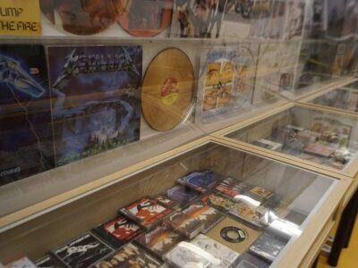 Metallica kiállítás - ReLoad(ed)!