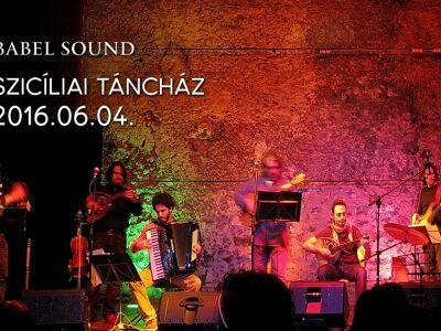 Egész estés olasz táncház a Fonóban két szicíliai zenekarral