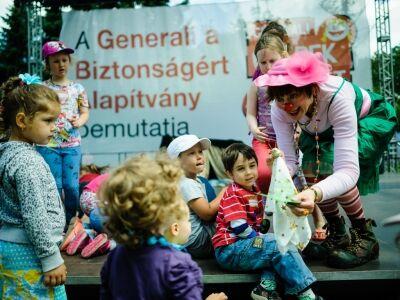 A hétvégén indul az aprónép fesztiválja, a Generali Gyerek Sziget