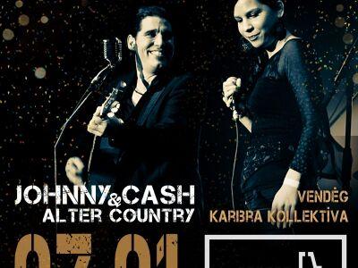 A Nyughatatlan - azaz Johnny Cash dalok az A38-on