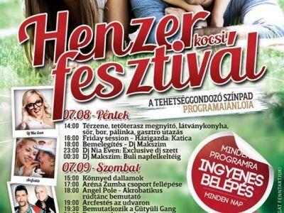 Kocsi Henzer Fesztivál