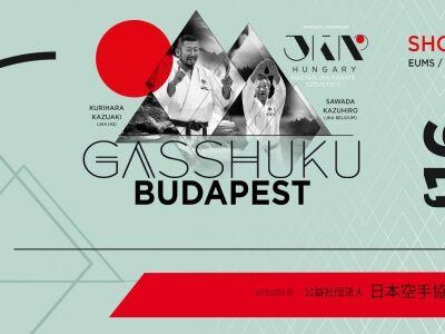 Budapest Gasshuku 2016
