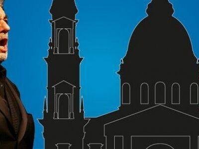 Plácido Domingo koncert a Bazilika helyett az Arénában