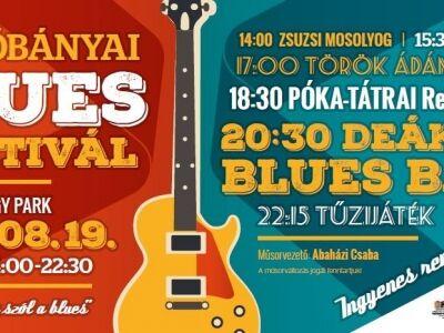 4. Kőbányai Blues Fesztivál