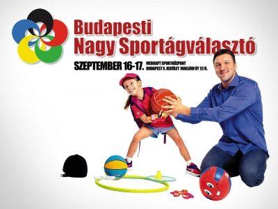 XIX. Budapesti Nagy Sportágválasztó