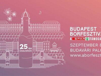 25. Budapest Borfesztivál
