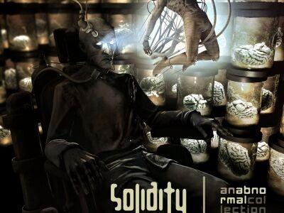 A budapesti Solidity zenekar kiadta első nagylemezét