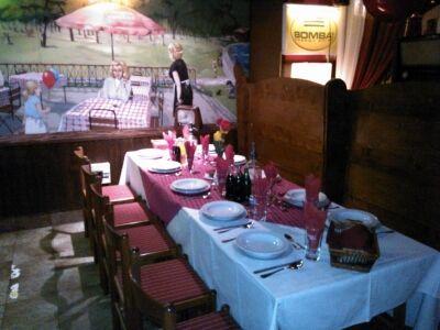 Piroska, a régi idők étterme