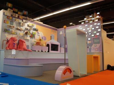 A Frankfurti Könyvvásáron is bemutatkozott a BOOKR Kids
