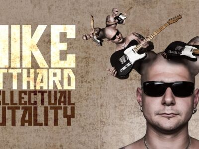 Mike Gotthard lemezbemutató