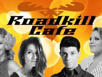 ROADKILL CAFE az Orfeumban!