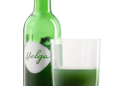 HELGA - Egy valóban egészséges, alga alapú ital