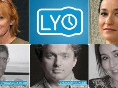 Lyukasóra Klub - Interaktív irodalmi est