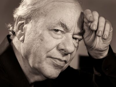 Richard Goode zongoraestje a Zeneakadémián