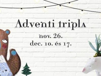 DIP Design Passage – Adventi Tripla
