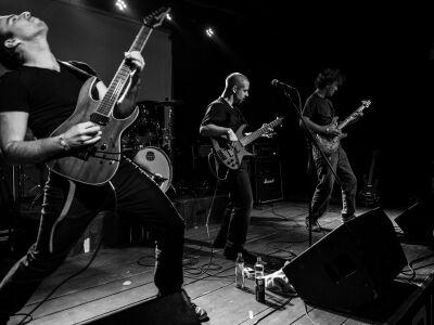 Happy Finish Tribute Fesztivál - City of Moon és Green Men interjú