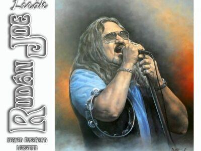 """Rudán Joe """"Lírák"""" : Negyed évszázad legszebb rockballadái a legendás hangú frontember előadásában"""