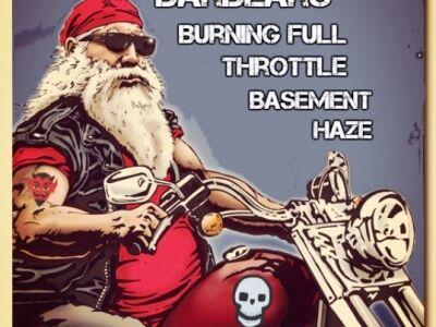 Santa Fuzz Night