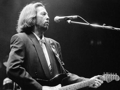 Eric Clapton 70 Előszilveszter