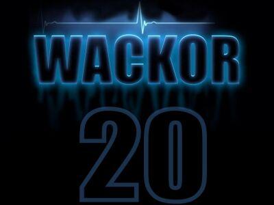 20 éves lett a Wackor