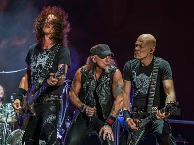 Accept: Restless And Live - a listák élén a német heavy metal legenda koncert kiadványa