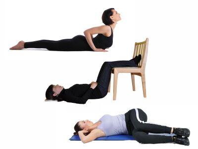 3 hatékony gyakorlat hátfájdalom ellen