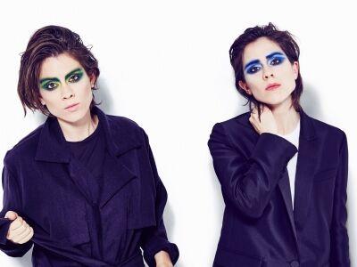 Tegan and Sara lemezbemutató koncert