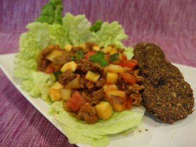 Ízletes nyers vegán ételek Az Élet Éttermében