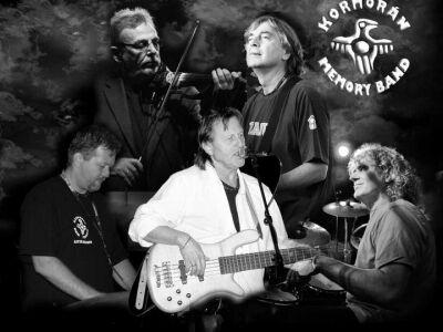 Az Örökséggel zenél a Kormorán Memory Band