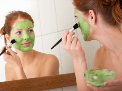 Avokádós arcpakolás –  egyszerű otthoni receptek