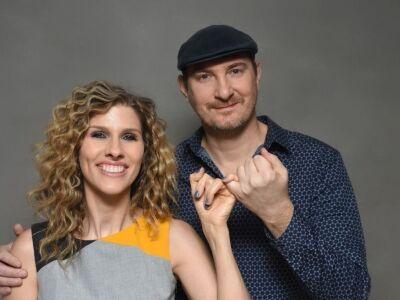 Fábián Juli & Zoohacker zenél a street food-ok között