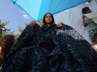 Átváltozó Egyesület: Tábor