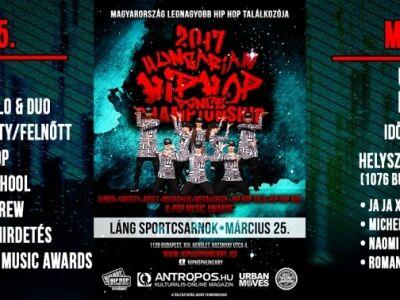 Hip hop razzia Budapest utcáin!