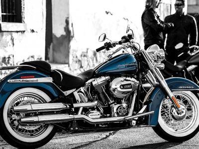 V2-esek dübörgésétől lesz hangos Budapest - a hétvégén nyitják a szezont a Harley-sok