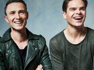 Lucas&Steve Budapesten