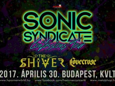 Sonic Syndicate: Confessions Tour