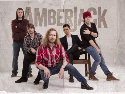 Megjelent az Amberjack első nagylemeze!