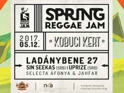 Spring Reggae Jam
