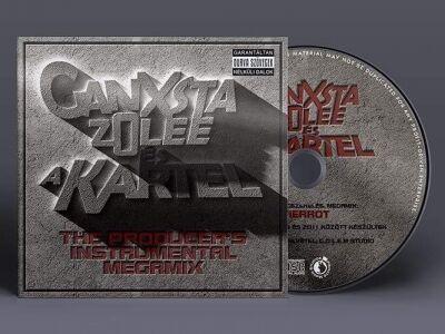 Ganxsta Zolee és a Kartel: Producer's Instrumental Megamix