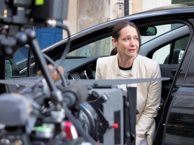 Főszereplő egy amerikai-francia filmben Goztola Krisztina