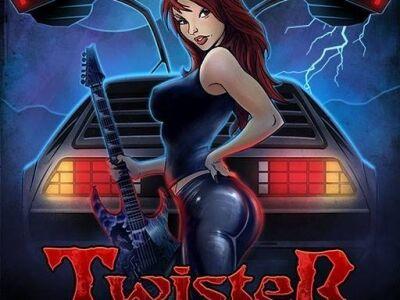 Twister-lemezbemutató