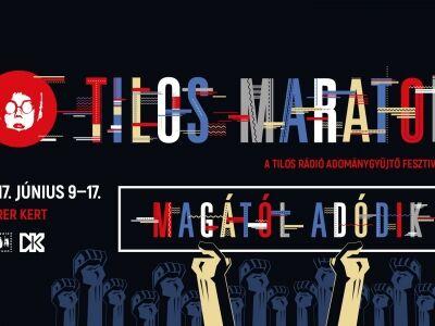 Tilos Maraton 2017 - Magától adódik!