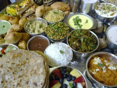 Indiai vegán főzőtábor Somogyban