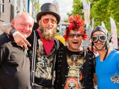 Rockmámoros nagy fináléval zárt az Open Road Fest