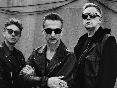 A Depeche Mode visszatér Budapestre!
