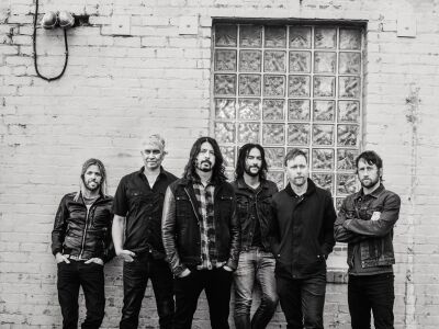 Foo Fighters: Concrete and Gold - jön az új album!