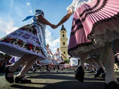 Duna menti Folklórfesztivál